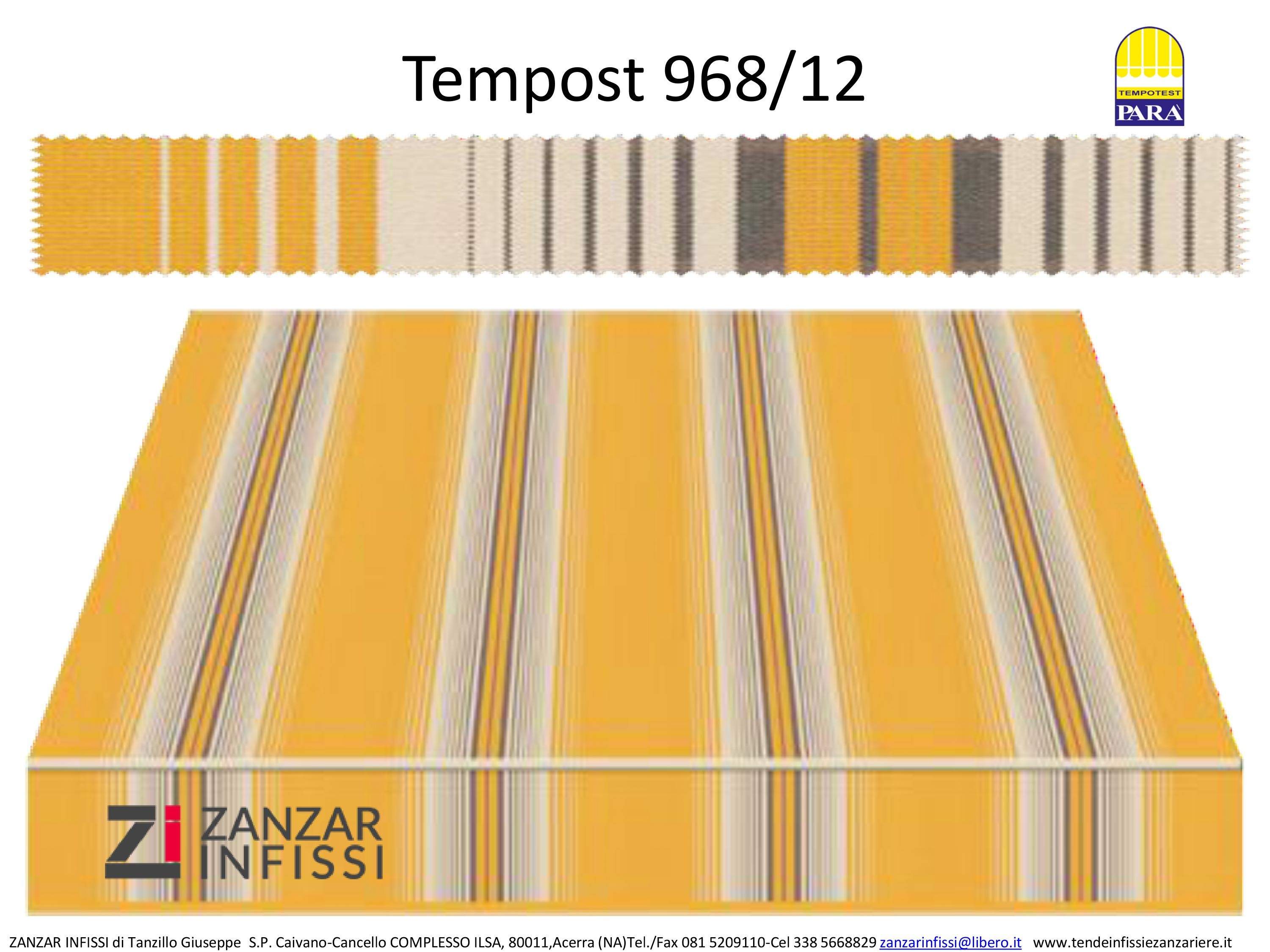 Tempotest 968/12
