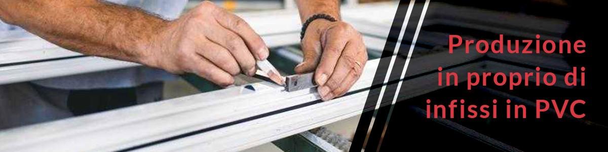 Produzione di Infissi in PVC